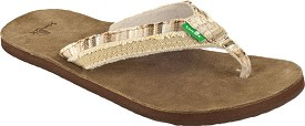 Fraidy Too Womens Womens Sandals by Sanuk
