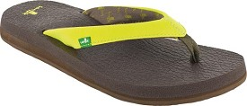Yoga Serenity Womens Sandals by Sanuk