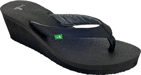 Yoga Mat Wedge Womens Sandals by Sanuk
