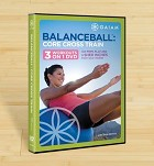 Gaiam Balance Ball: Core Cross Train DVD