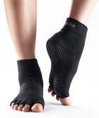 ToeSox Ankle Grip Socks - Half Toe