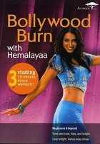 Bollywood Burn with Hemalayaa DVD