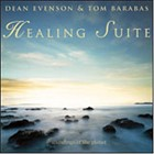 Healing Suite CD by Tom Barabas & Dean Evenson