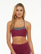 Breathe Women's Lotus Sports Bra