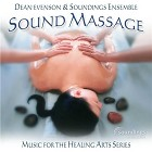 Sound Massage CD by Dean Evenson and Soundings Ensemble
