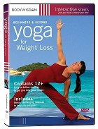 Yoga for Weight Loss - Beginners and Beyond DVD