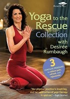 Yoga to the Rescue DVD with Desiree Rumbaugh
