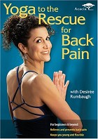 Yoga to the Rescue for Back Pain DVD