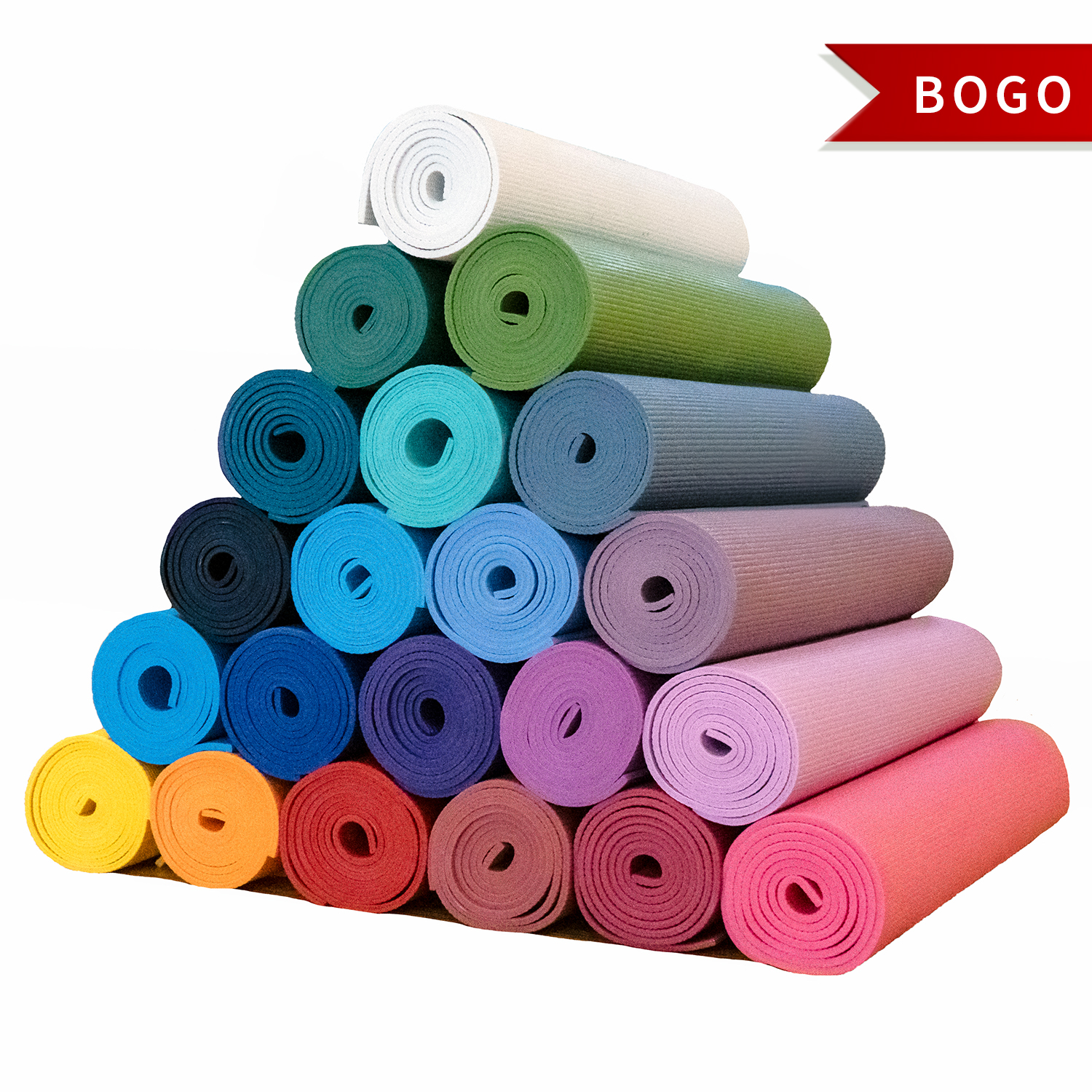 Yoga Accessories 1 4 Extra Thick Deluxe Yoga Mat Buy One Get One Free