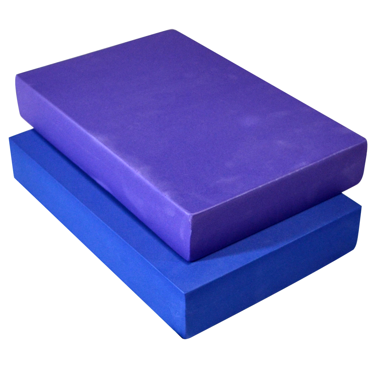 2 Foam Yoga Block Yoga Accessories