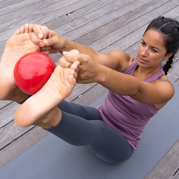 Fast And Effective Toning With Yoga Balls