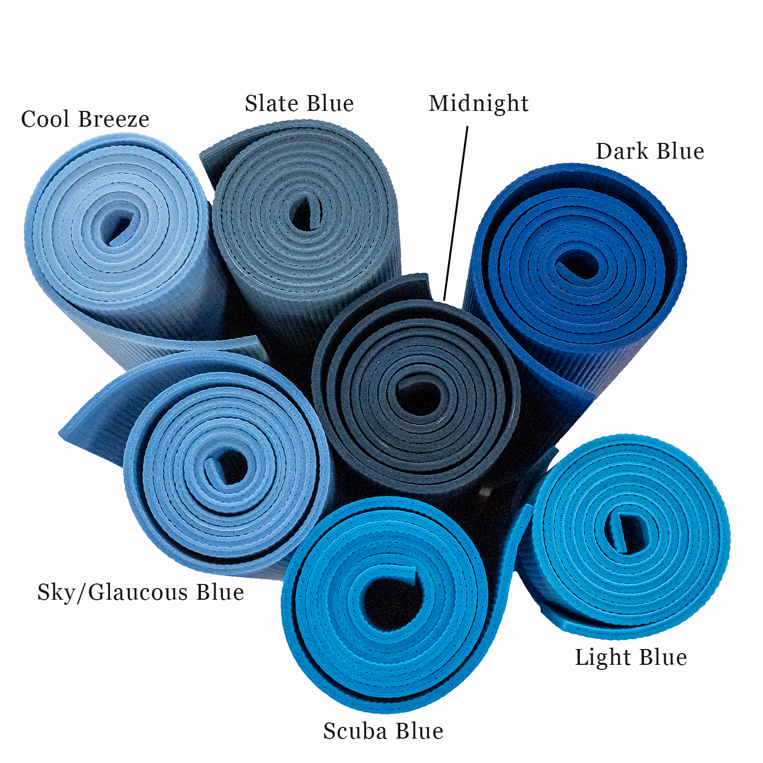 Yoga Accessories 1 4 Extra Thick Deluxe Yoga Mat