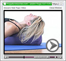 Yoga Bolsters Video