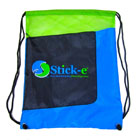 Stick-e Drawstring Backpack