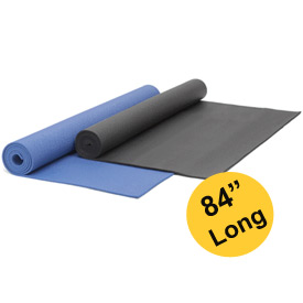 c481fd3b82 YOGA Accessories 1 4   Extra Thick Deluxe Yoga Mat - Extra Long ...