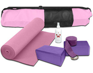 Yoga Kit for Her - the Gift of Health