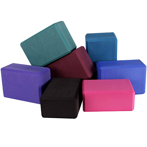 4 Foam Yoga Block Yoga Accessories