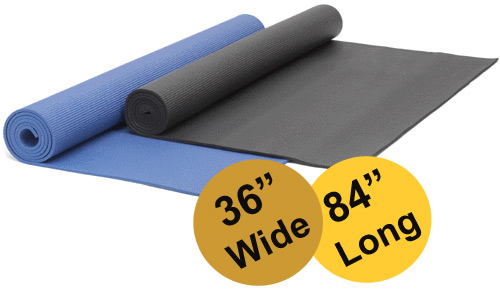 Yoga Accessories 1 4 Extra Thick Deluxe Yoga Mat Extra