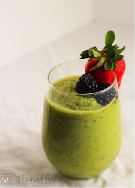 Focused Foodie: Green Smoothie