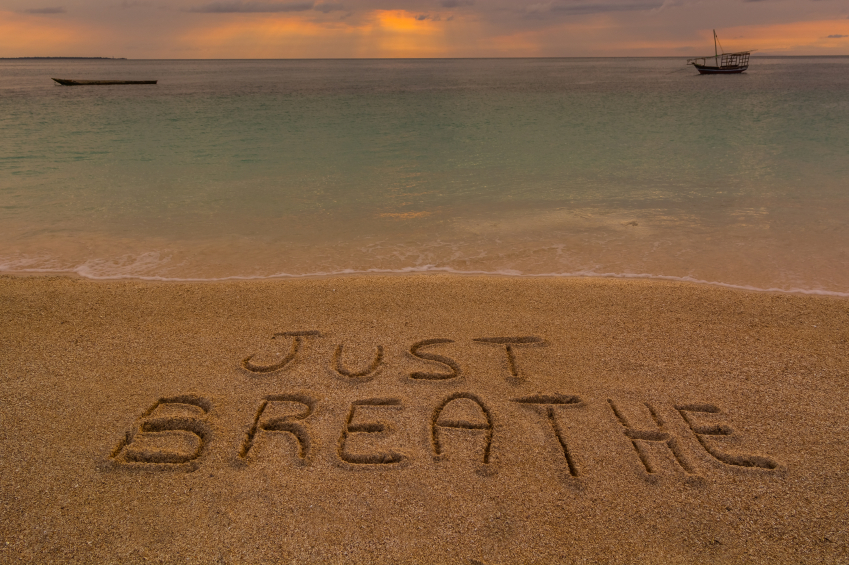 When in Doubt, Just Breathe