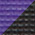 Two Tone Black/Purple (Add $2)