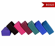 3'' Foam Yoga Block - Buy One Get One Free