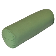 Supportive Round Cotton Yoga Bolster -  Limited Time Offer