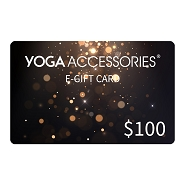 $100 E-Gift Card from YOGA Accessories