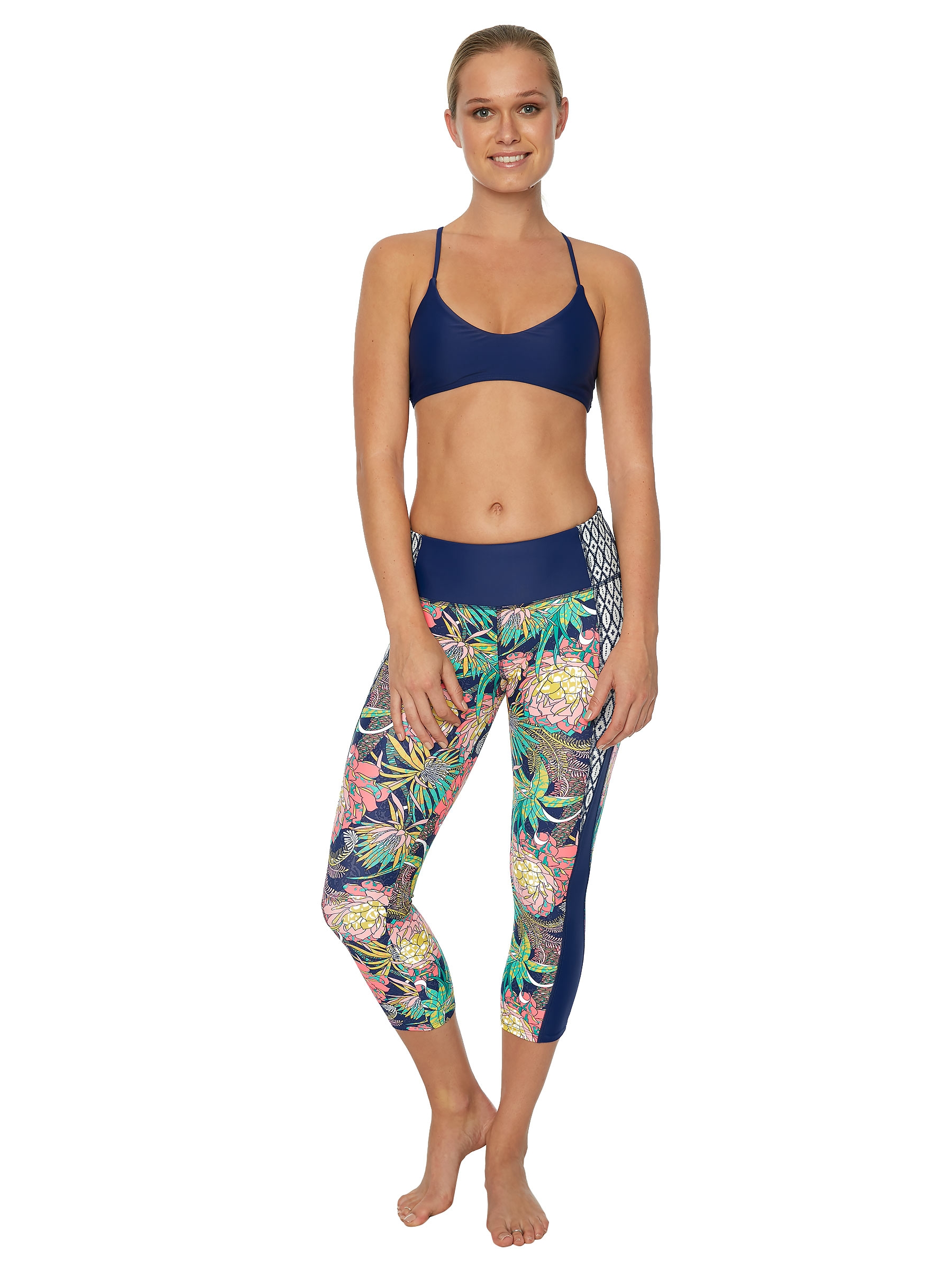 Breathe Women's Wanderer Roam Capris
