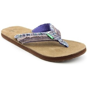 Sanuk Women's Fraidy Too Sandals
