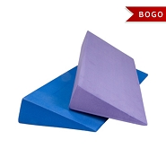 Wide Foam Yoga Wedge - Buy One Get One Free
