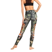 Yoga Democracy Rawr Talent Yoga Legging