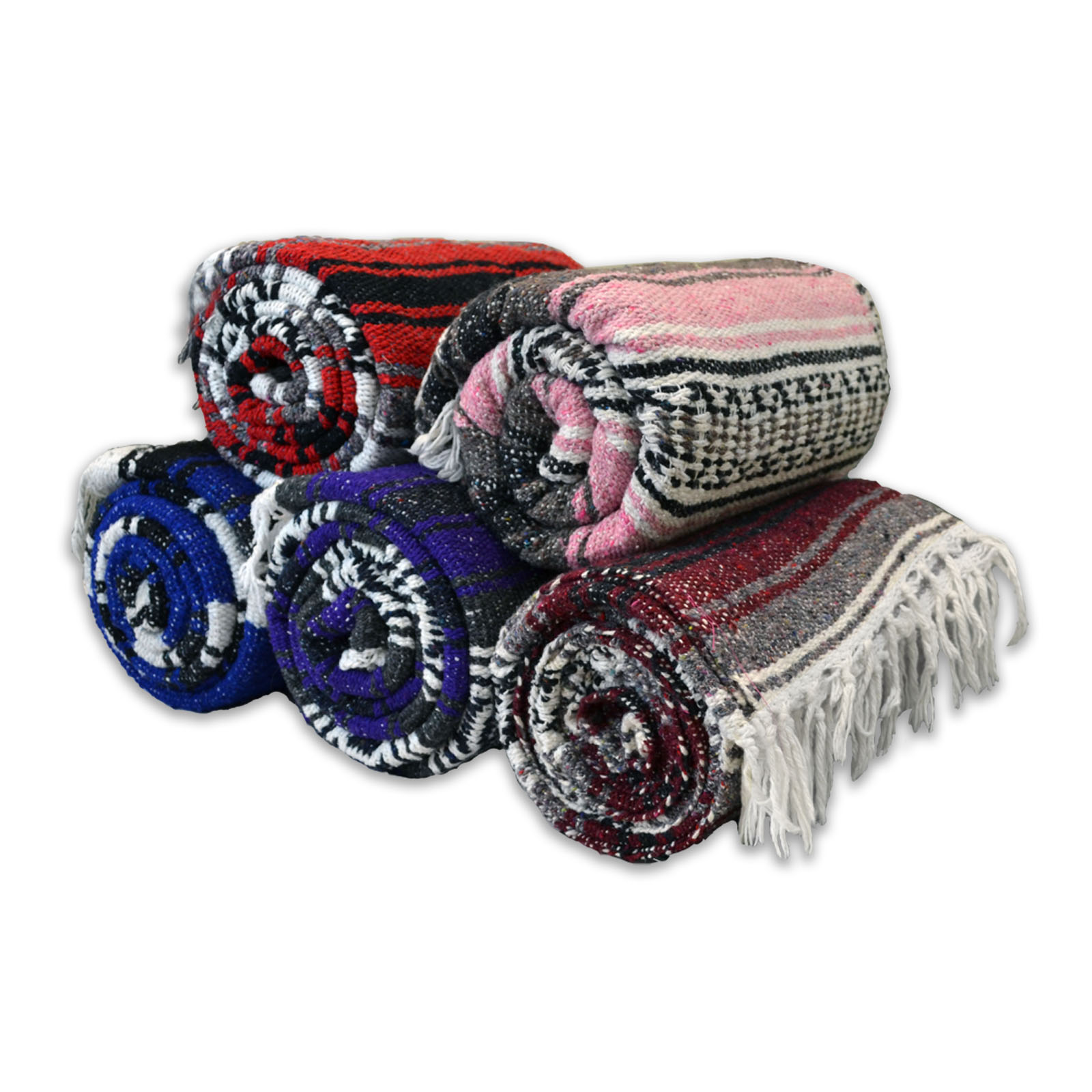 Traditional Mexican Yoga Blanket. Zoom 73848025431e