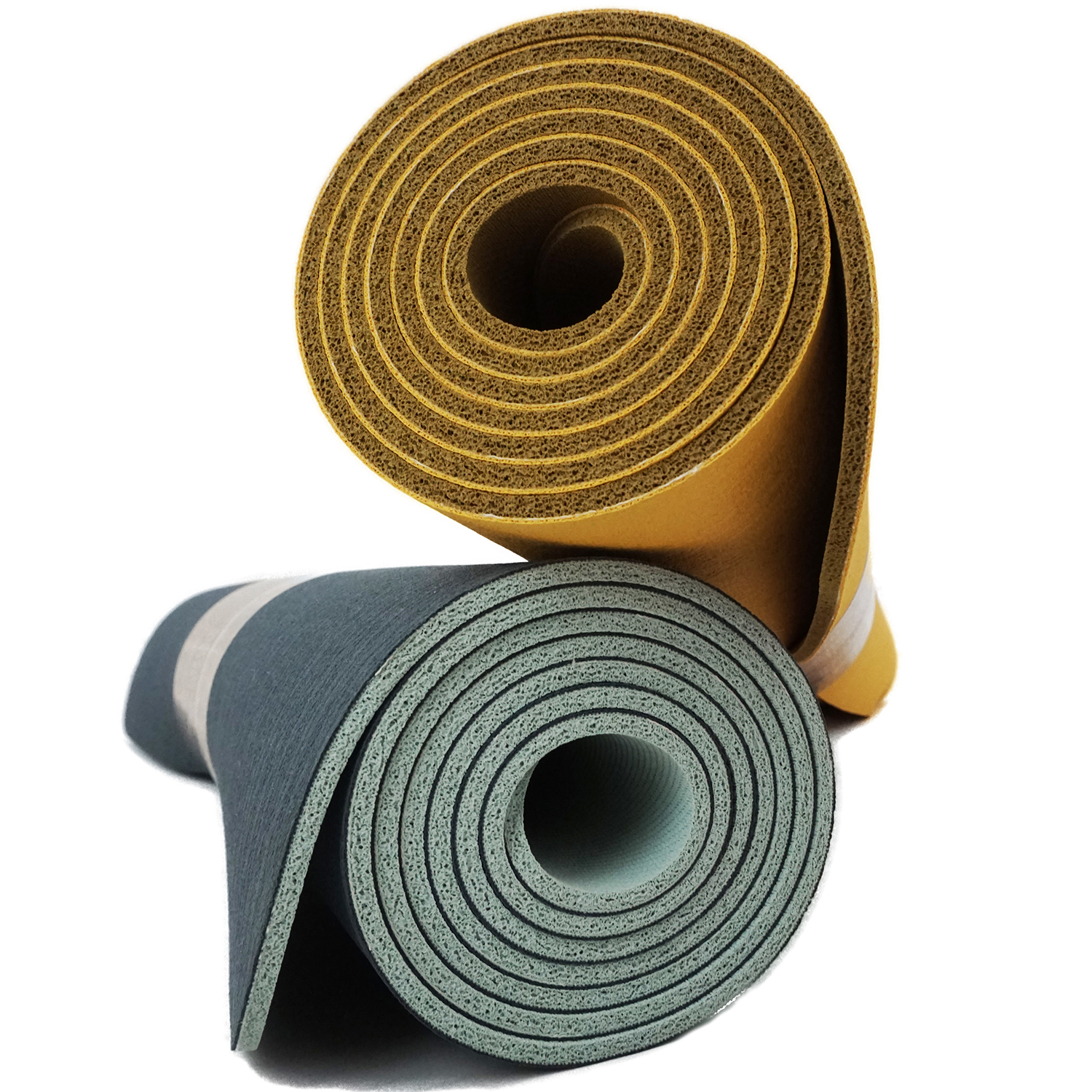 Yoga Accessories Textured Natural Rubber Yoga Mat