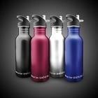 New Wave Enviro Tinted Stainless Steel Water Bottle - 20 oz