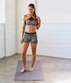 Mesh Short by Manduka