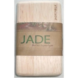 Jade Balsa Superlight Yoga Block - Large