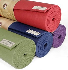 Jade Fusion Natural Rubber Yoga Mat