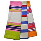 Colorful Cotton Yoga Blanket