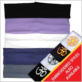 Yoga Headbands - 4 Pack - Buy One Get One Free
