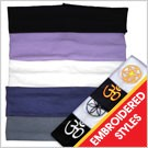 Yoga Headbands - 4 Pack