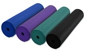 YOGA Accessories CLEAN Anti-Bacterial Yoga Mat