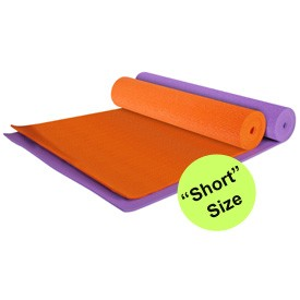 fc5f9113bd YOGA Accessories 1 4   Extra Thick Deluxe Yoga Mat - Short