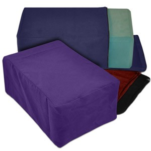"4"" Yoga Block Washable Cover"