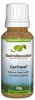 CanTravel for Travel and Motion Sickness (20mg)