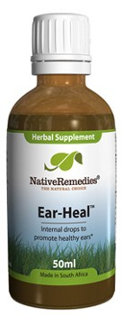 Ear-Heal Drops for Ear Infections (50ml)