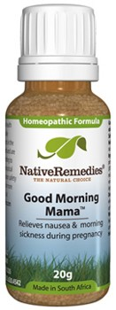 Good Morning Mama for Morning Nausea during Pregnancy (20mg)