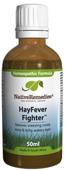 HayFever Fighter for Sneezing, Runny Nose and Itchy Eyes (50ml)