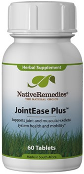 JointEase Plus for Arthritis, Rheumatism and Fibromyalgia (60 Tablets)