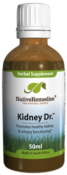 Kidney Dr. for Kidney Health and Functioning (50ml)